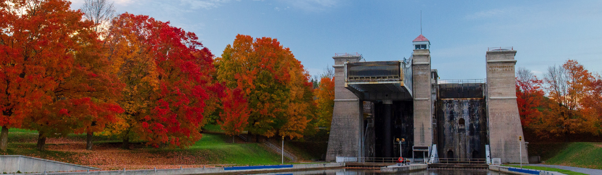 Peterborough Liftlock courtesy of Adam Armitage