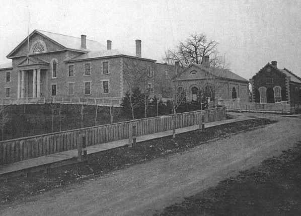 Court House Historical Photo