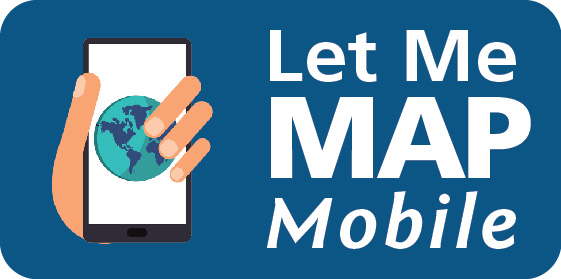Let Me Map Mobile Application